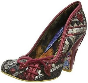 donna-Irregular-Choice-ELASTICA-Lexi-rosso-scarpe-decollete-donna-tacchi-alti