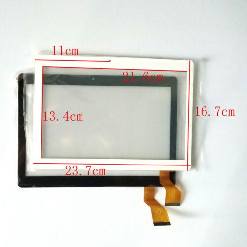 "New 10.1/""  GT10PG127 V2.0 Camera Hole 11cm Touchscreen  Digitizer for tablet"