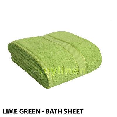 100% Cotton Towel Pieces – Bath Sheet Bath Towel Hand Towel Face Washer Bath Mat