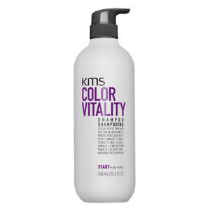 3865l Kms Colorvitality Shampoo Für Gefärbtes Haar 750ml Ebay