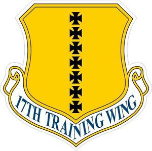 US-Air-Force-USAF-17th-Training-Wing-Decal-Sticker