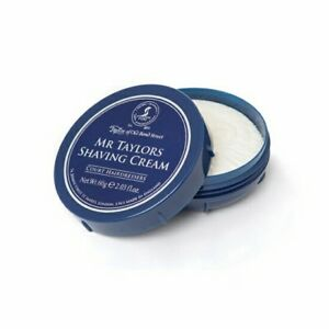 Taylor Of Old Bond Street Sandalwood Shaving Cream 60g Travel Size Aftershave & Pre-shave Shaving & Hair Removal