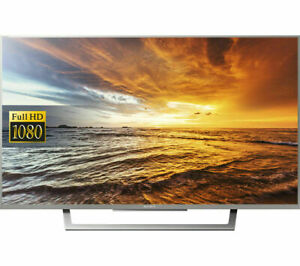 """SONY BRAVIA KDL-32WD752 32"""" SMART LED LCD WIFI 400Hz TV FULL HD FREEVIEW 1080P"""