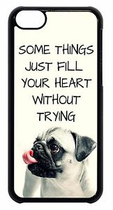 For-Apple-iPod-4-5-6-Cute-Pug-Puppy-Dog-Paws-Quote-Saying-Skin-Back-Case-Cover
