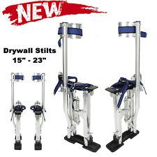 15 23 Inch Drywall Stilts Aluminum Tool Stilt For Taping Painting Painter Sliver