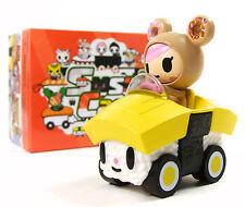 "Tokidoki SUSHI CARS - DONUTELLA TAMA-GO! 3"" Mini Vinyl Figure Blind Box"