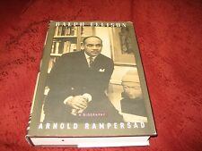 Ralph Ellison : A Biography by Arnold Rampersad (2007, Hardcover) 1ST ED