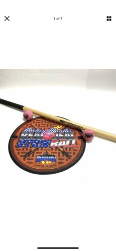 Bronx Toys Mickey Mantle's Real Deal Stickball Set Rare