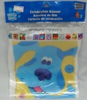 Blue's Clues Party Banner