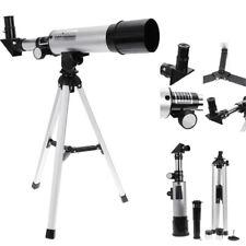 Astronomical Telescope Tube Refractor Monocular Eyepieces Tripod Spotting Scope