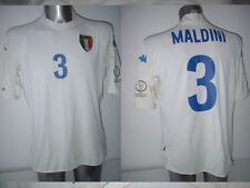 Italy Italia MALDINI Shirt Jersey Soccer KAPPA Adult XXXL AC Milan 02 Football