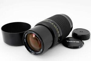 **NEAR MINT** Tokina AF 100-300mm F/5.6-6.7 Zoom Lens Minolta Sony Japan A0354