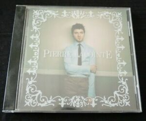 CD-Pierre-Lapointe-Self-Titled-Select-Canada-Records-Album