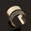 Punk-Women-Ladies-Gold-Plated-Hollow-Open-Wide-Bangle-Cuff-Bracelet-Jewelry-Gift thumbnail 2
