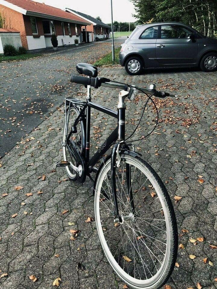 Herrecykel, SCO, 3 gear