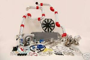 Details about HONDA CIVIC B B16 B18 B20 T3 T4 Turbo Kit Integra 470HP 1996  1997 1998 1999 2000