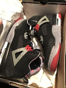 pretty nice 403a3 a52ac Image is loading Jordan-Spizike-GS-5-5Y-Jumpman-23-Air-