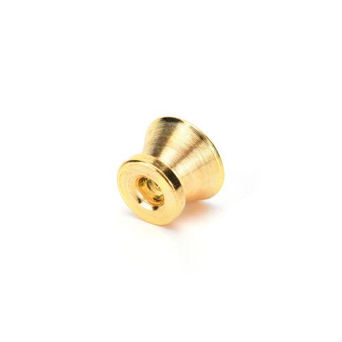 2 Stück Gitarrengurt Buttons Strap Locks Straplocks für E-Gitarrenteile JPZY