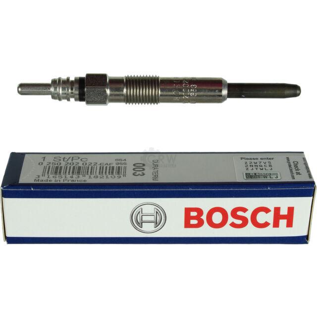Bosch original 0 Bujia precalentamiento 250 202 022 duraterm