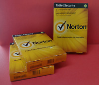Lot Of 3norton Tablet Security Works With Android 2.2 Or Later Tablets Free Sh