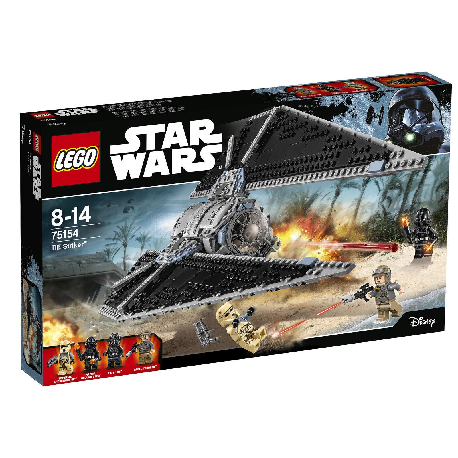 LEGO STAR WARS - 75154 - TIE STRIKER - BRAND BRAND BRAND NEW & FACTORY SEALED 8b886f