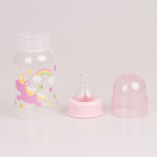 White Dummy Magnetic Pacifier Pink New Bottle For Reborn Baby Dolls Accessories