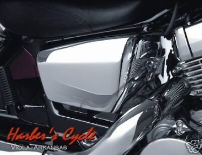 Honda Shadow Spirit 750 C2 VT750C2 - Chrome Side Covers left/right/pair