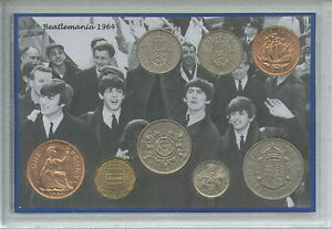 The-Beatles-of-Liverpool-Vintage-Beatlemania-Fab-4-Four-Retro-Coin-Gift-Set-1964