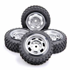 Us 4pcs 12mm Hex For Hpi Hsp Rc 110 Scale On Road Racing Car Rally Tiresampwheel