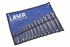 AMAZING SPANNER TOOL SET 6 POINT ENDS SET 6mm - 19mm IN STORAGE  ROLL