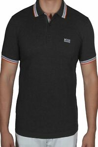 2f49fdb4d Hugo BOSS Paddy Men's Polo Shirt Short Sleeve Regular Fit 50302557 ...