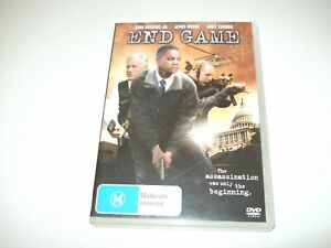 End-Game-DVD-Free-Postage-Cuba-Gooding-Jr-James-Wood