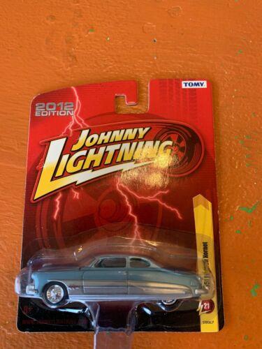 Johnny Lightning 21 1951 Hudson Hornet Blue Release 21