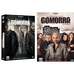 Gomorra-La-Serie-Stagioni-1-e-2-Cofanetti-Singoli-8-DVD
