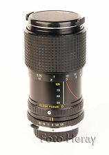 Tokina 1:3,5-4,3 35-105mm close focus lente de zoom Olympus om bayoneta 192714