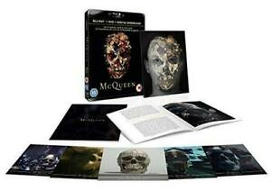McQueen-Collector-039-s-Edition-Bluray-DVD-Digital-Lenticular-Artcards-Book