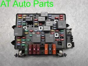 00 02 chevrolet tahoe yukon suburban 5 3l engine fuse relay box oem rh ebay com 2020 Suburban 2011 Suburban