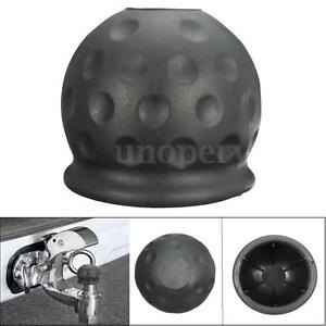 50mm-Universal-Tow-Cover-Cap-Towing-Hitch-Caravan-Trailer-Towball-Golf