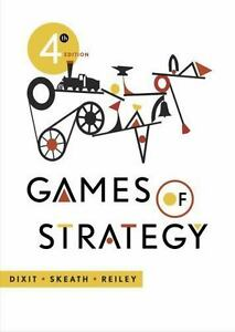 games of strategy hardcover version