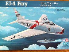 Hobbyboss 1:48 FJ-4 Fury Aircraft Model Kit