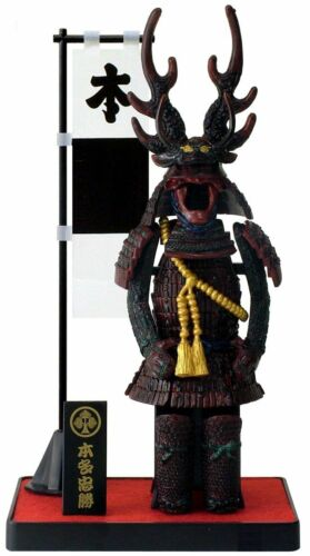 Armor Series B-22 Honda Tadakatsu Authentic Samurai Figure//Figurine