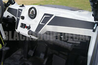 Polaris Ranger Rzr Xp 900 / Rzr 800 Carbon Fiber Dash Graphic Kit Xp900 Decal