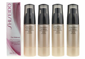 Shiseido The Makeup Lifting Foundation SPF 16 Sunscreen 1.1oz(Choose Your Shade)
