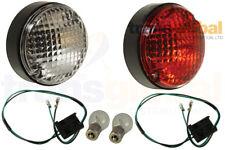 Land Rover Serie 80 90 110 Series Glass Lens Reverse Side Marker Light 12v Bulb