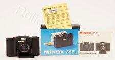 Minox 35el #3864082 (metros) en ORIG. box con instrucciones y tarjeta de garantía, Top
