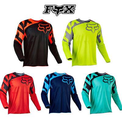 FOX Mens Ranger LS Jersey Long Sleeve Mountain Bike MTB Trail Bicycle Racing New
