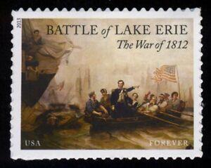 #4805 Batalla De Lago Erie, Nuevo Cualquier 5=