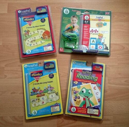 Leapfrog Lernspielzeug umfangreiches Leap Pad Learning System