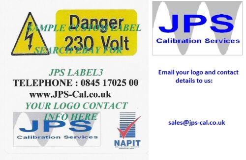 Etiquetas eléctricos-Advertencia Precaución peligro inspeccionar periódicas Voltaje
