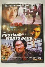 the postman fights back chow yun fat ntsc import dvd English subtitle